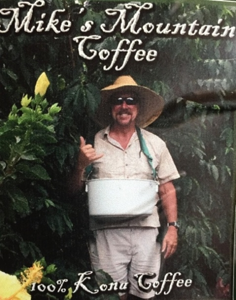 MIKE-COFFEE LABEL