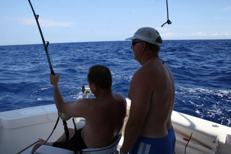 FISHING-MIKE-JOHN-reeling marlin