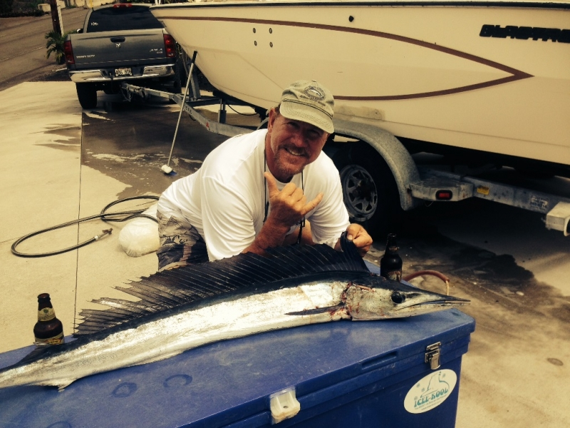 FISHING-MIKE-spearfish at home - Copy