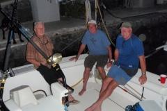 FISHING-MIKE-STEVE-JIM MEDLIN