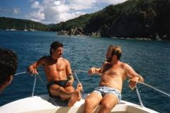 FRIENDS-MIKE-ASPRA-boat