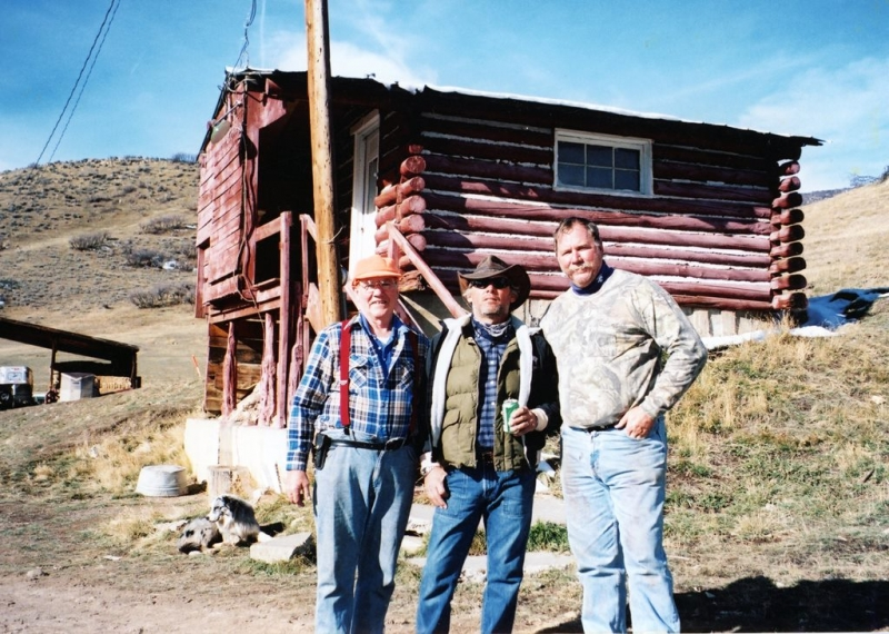 HUN-MIKE-DAD-ALAN-cabin - Copy