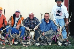 HUNTING-DAD-GEORGE-MIKE-ALAN-