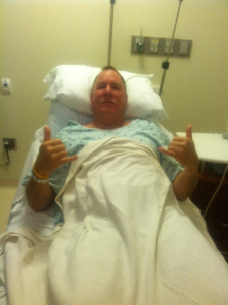 CH-MIKE-pre surgery-hang loose - Copy