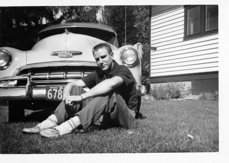 DAD-old Chevy