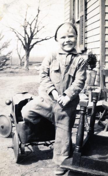 DAD-wagon smiles