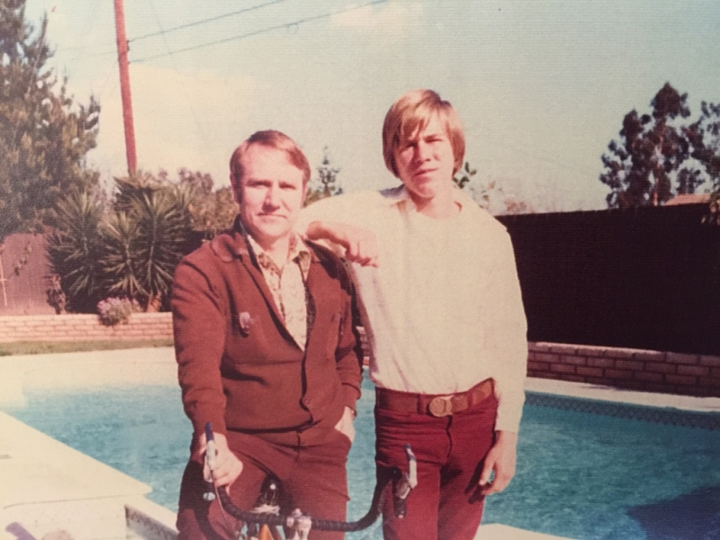 MIKE-DAD-Pool-young