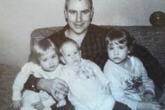DAD-SIBS-pre john-1950s